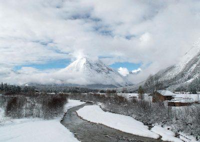 Winter Leutasch